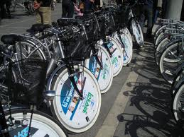 Alquiler de bicicletas Aranjuez