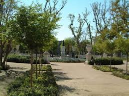 Jardín de la Princesita de Aranjuez