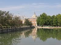 Rio Tajo Aranjuez