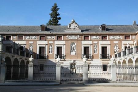 Visita guiada palacio real y jardines - Jardin del principe aranjuez ...