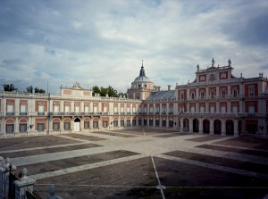 palacio real de aranjuez visita