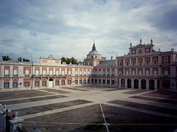 Visita guiada palacio real y jardines - Jardines palacio real madrid ...