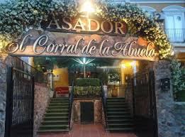 Restaurante en Aranjuez El corral de la abuela